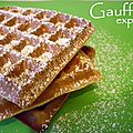 Gaufres express