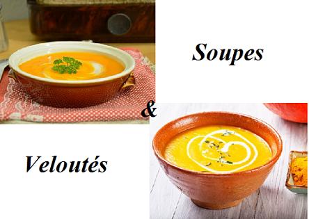Soupes&veloutés