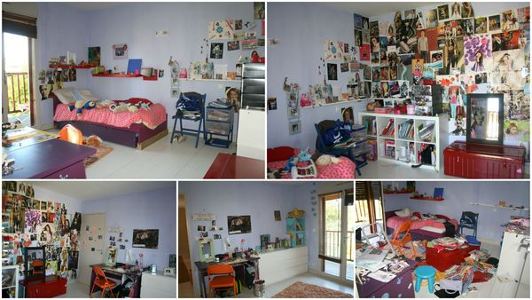 CHAMBRE LEXIE 13 ans