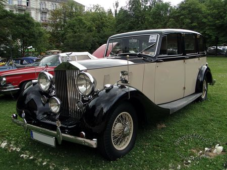 rolls royce wraith park ward 1939 internationales oldtimer meeting baden baden 2011 1