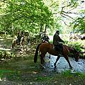 balade equestre gastronomique à La Lucerne d'Outremer (85)