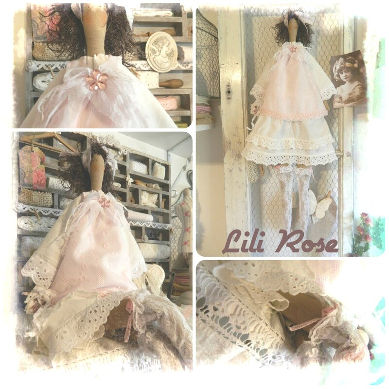 collage lili rose