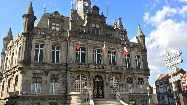 Hénin-Beaumont mairie