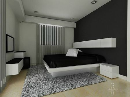 d co chambre parentale design. Black Bedroom Furniture Sets. Home Design Ideas