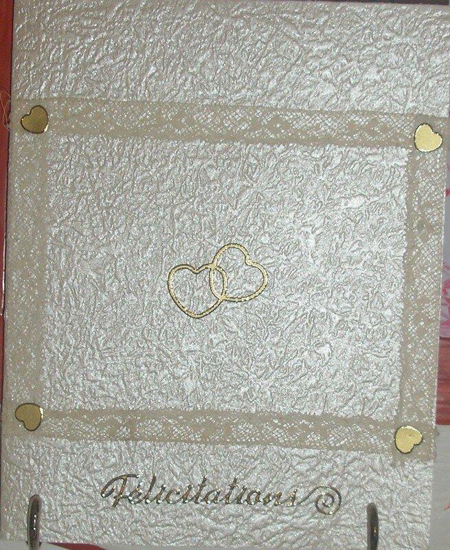 carte simple félicitation mariage
