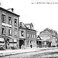 AVESNES-Rue de la Gare