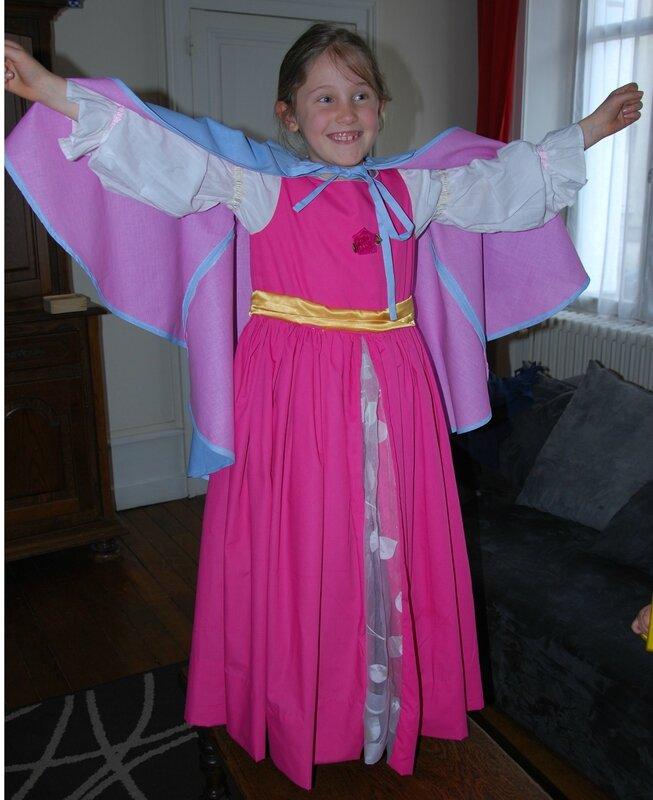 robe princessse constance 2