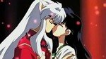 InuYasha_20Kagome_20Kiss_20from_20Movie