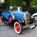 Ford model A phaeton de 1930 02