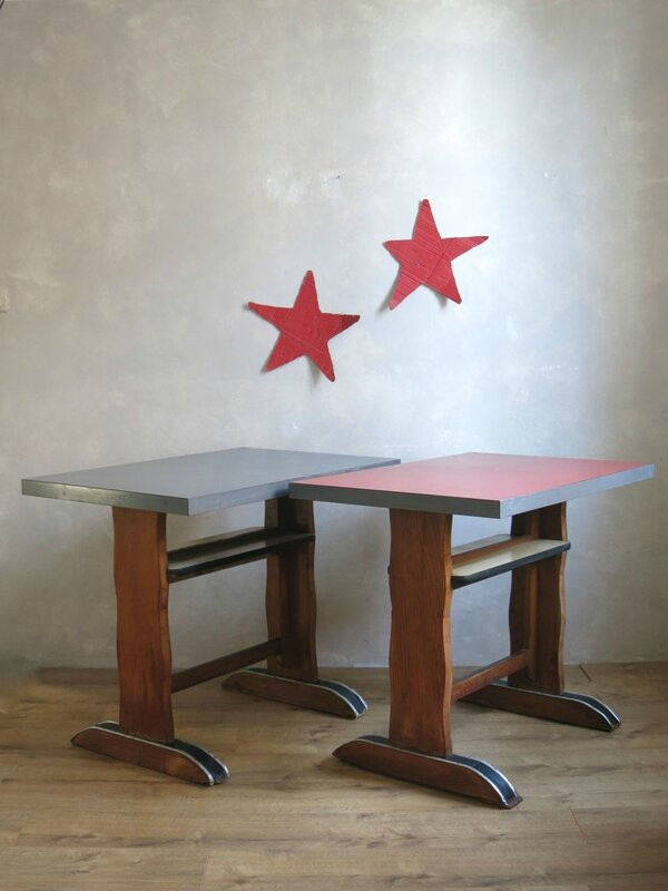 Table bistrot formica1