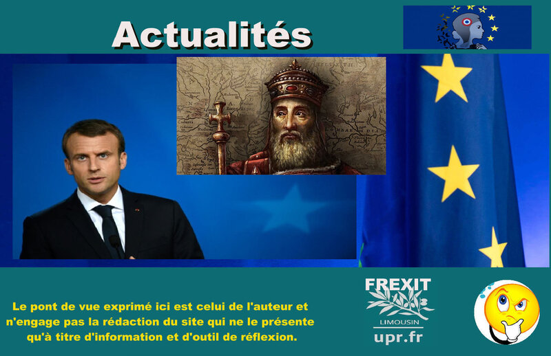 ACT MACRON CHARLEMAGNE