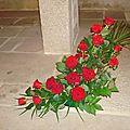 Fête de la rose 2012 : église de St. Yrieix sous Aixe