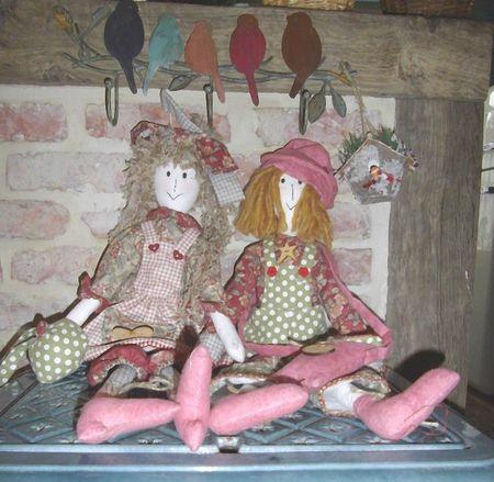 poupées brigitte