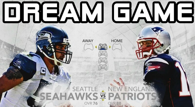 Superbowl XLIX Dreamgame