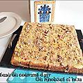 Gâteau courant d'air ou khobzet el hwa