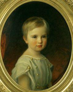 rudolf when he was a child