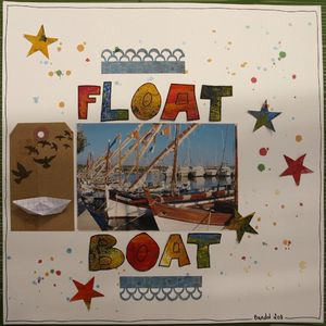 float boat