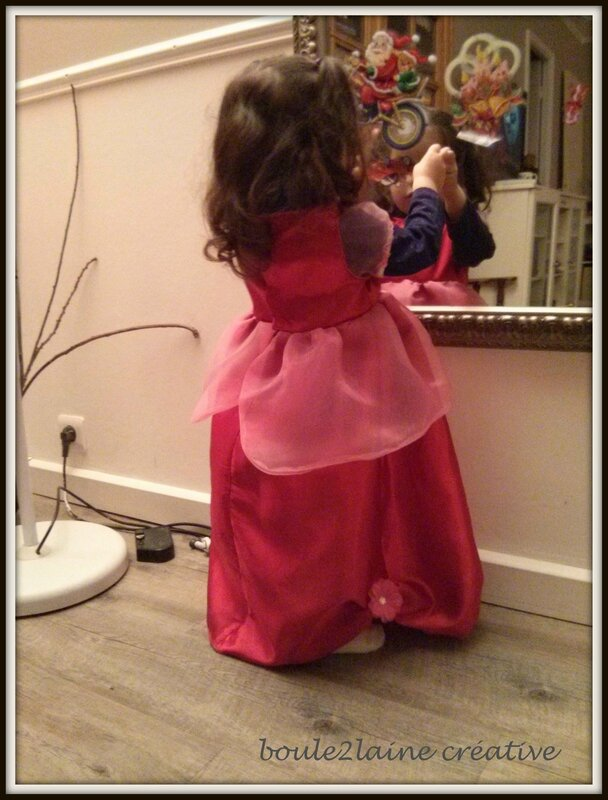 T&N JCA robe princesse