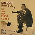 Seldon Powell Nonet and Sextet - 1955-56 - Go First Class (Fresh Sound)