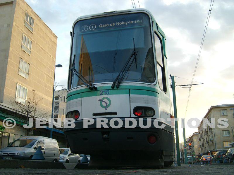 tramway t1 le maire de noisy le sec refuse la destruction du centre ville le video blog de. Black Bedroom Furniture Sets. Home Design Ideas