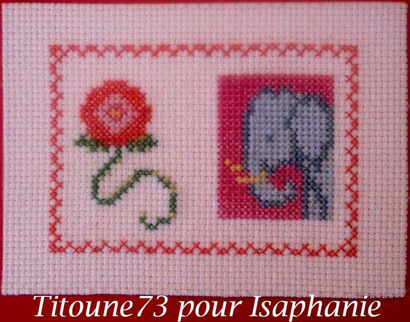 Pour Isaphanie