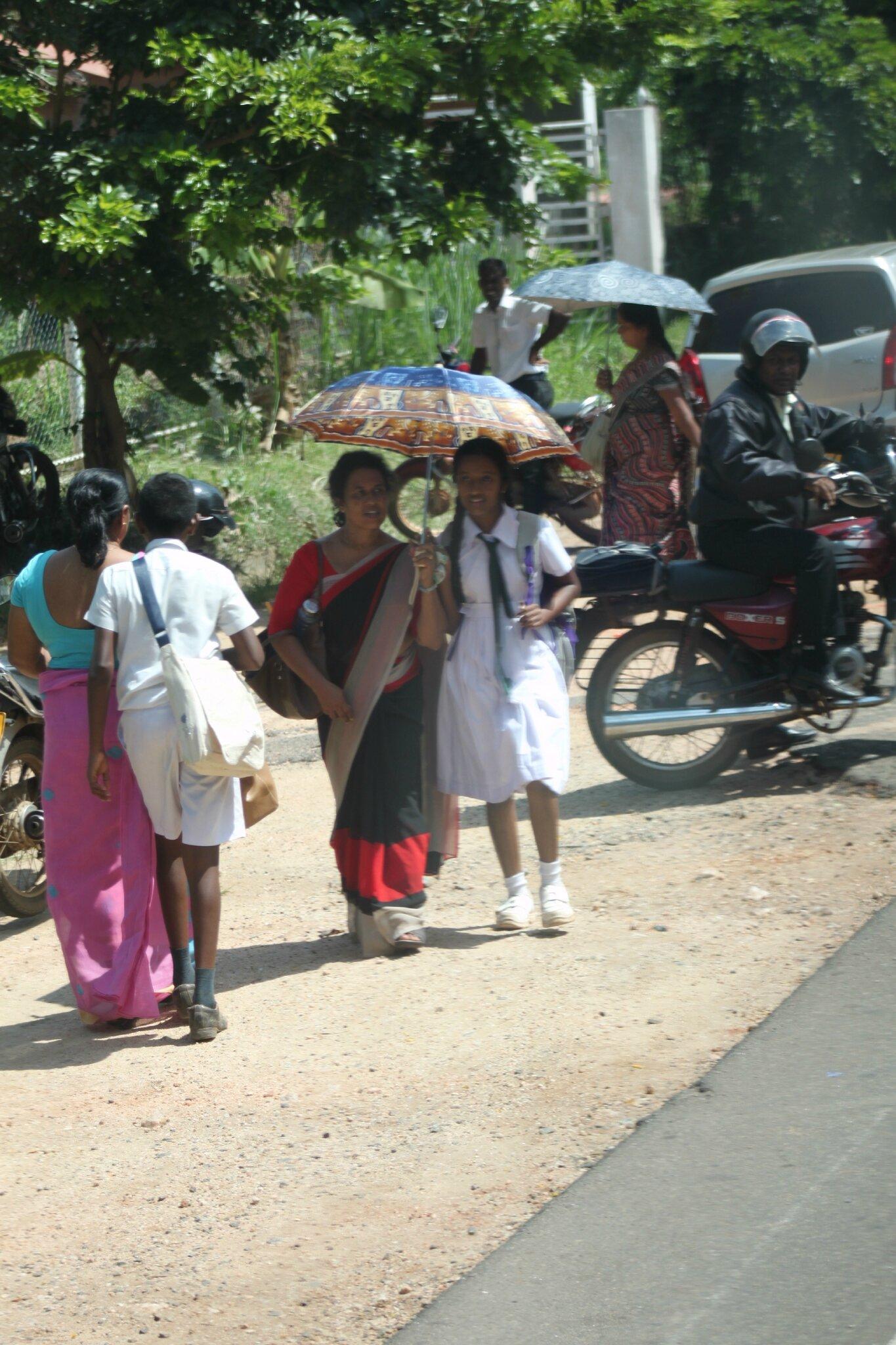 Projet 52-2016 chez MA' semaine 26:...Dans la rue.....au SRI-LANKA