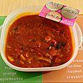 Sauce aux tomates cerises (olives noires, des de jambon, champignons)