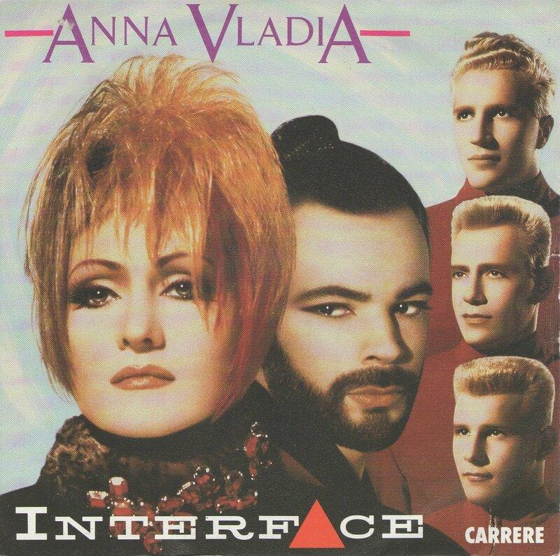 Interface - Anna Vladia