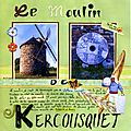 le moulin de Kercousquet