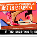 La course en escarpins