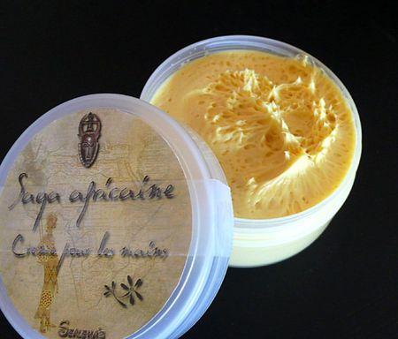 Saga africaine crème pour les mains