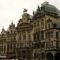Bruxelles, la maison des brasseurs