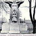 AVESNES-Le Monument aux morts (2)