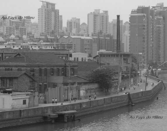 Suzhou creek en 2008