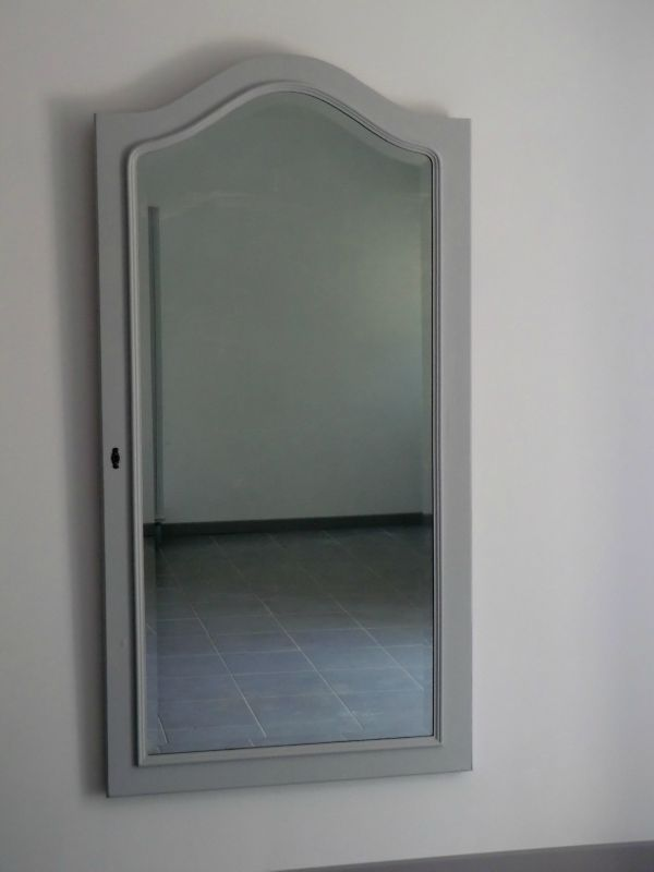 Relooking 3 entre mes fils for Accrocher miroir au mur