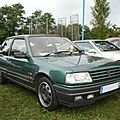 PEUGEOT 309 Goodwood GTi 1992 Créhange (1)