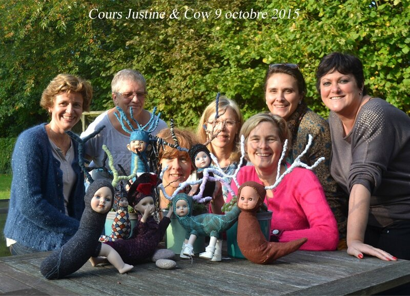 Groupe_Justine&Cow_9oct2015