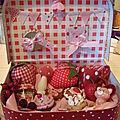 Malette à Cupcakes (intérieur)