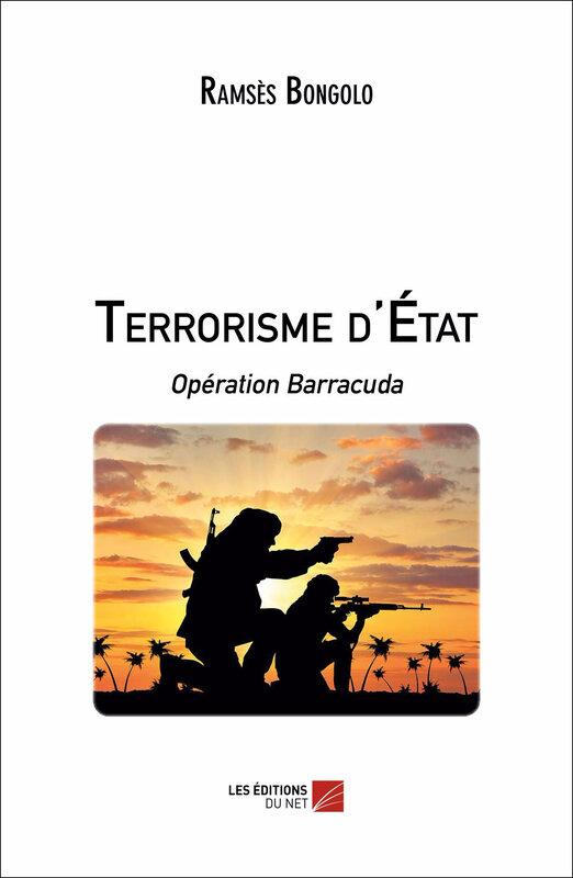 Couv Terrorisme d'Etat de Bongolo