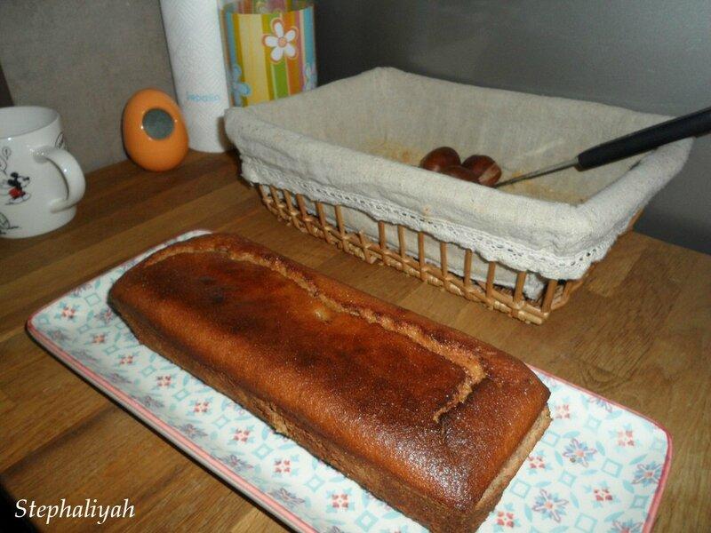 Moelleux crème de marron - 3
