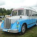SAURER 3CT3D autobus 27 places les Cars de la Vezouze 1950 Madine (1)
