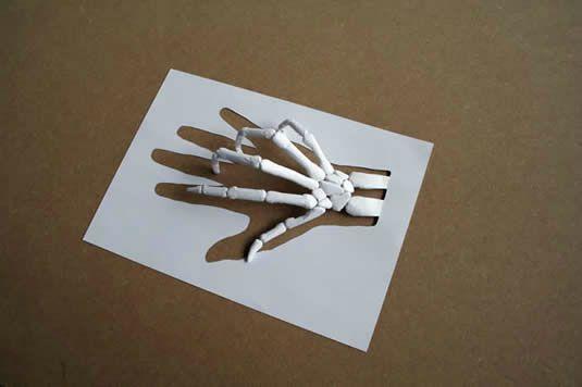 Peter Callesen-White Hand