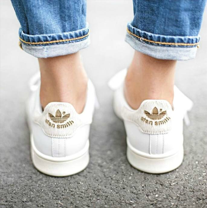 Stan Smith Femme Personnalisable