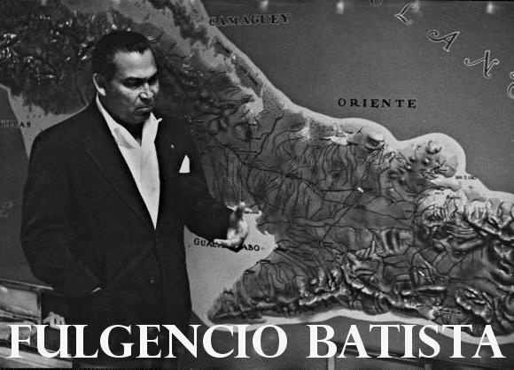 1958-Batista maitre de Cuba