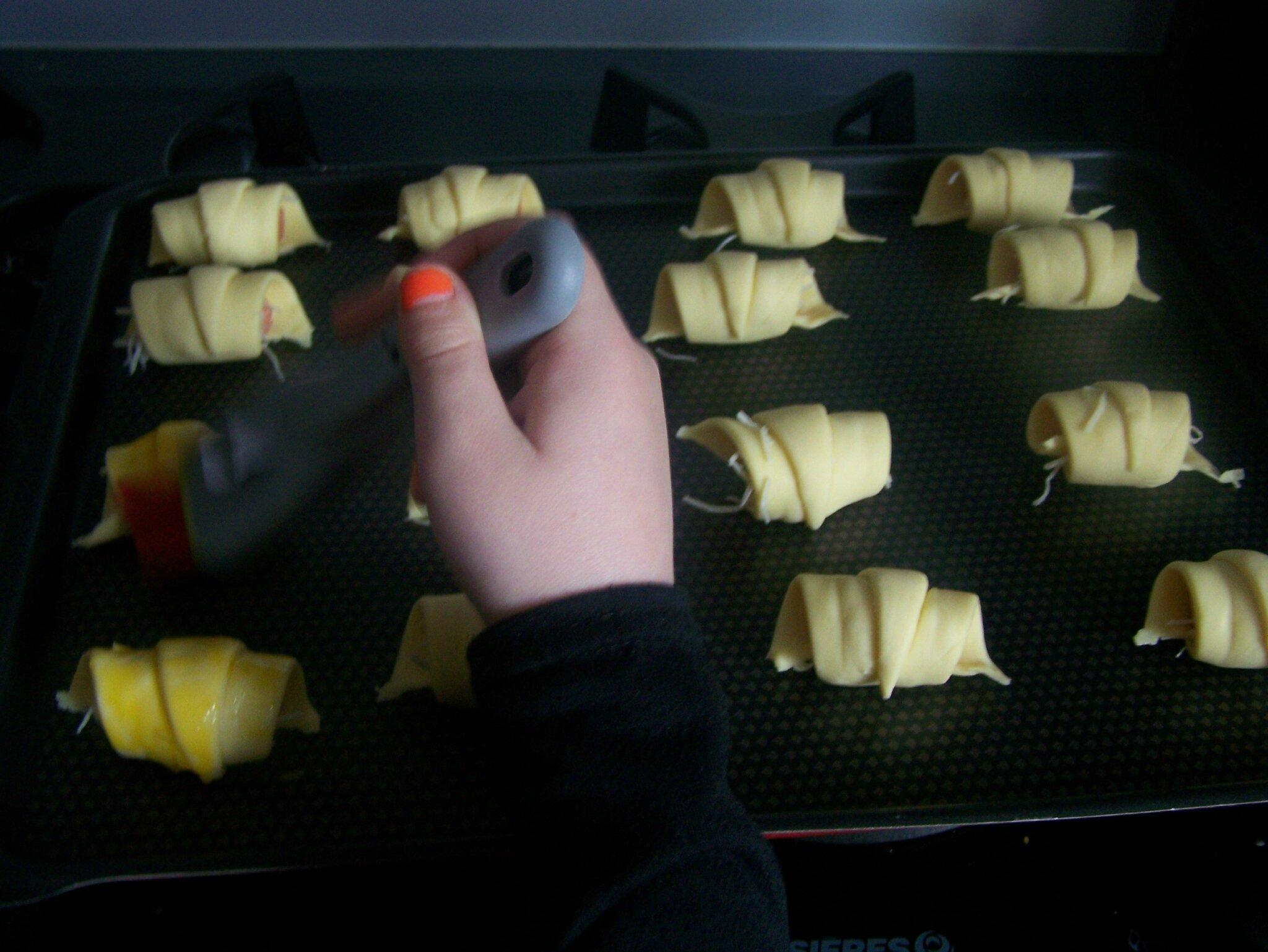 Croissants saucisses coktail du bruit dans ma cuisine - Du bruit dans ma cuisine ...
