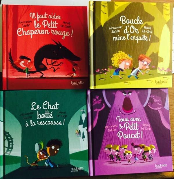 Des livres en cadeau dans les Happy Meal (Mc Donald)