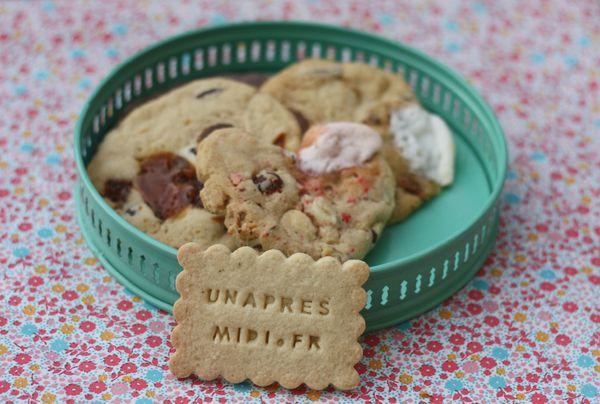 biscuits cookies un apres midi blog chez requia cuisine et confidences