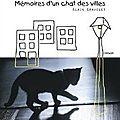 Mémoires d'un chat des villes