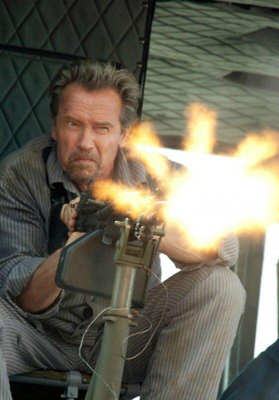 Arnold Schwarzenegger dans le rôle de Emil Rottmayer
