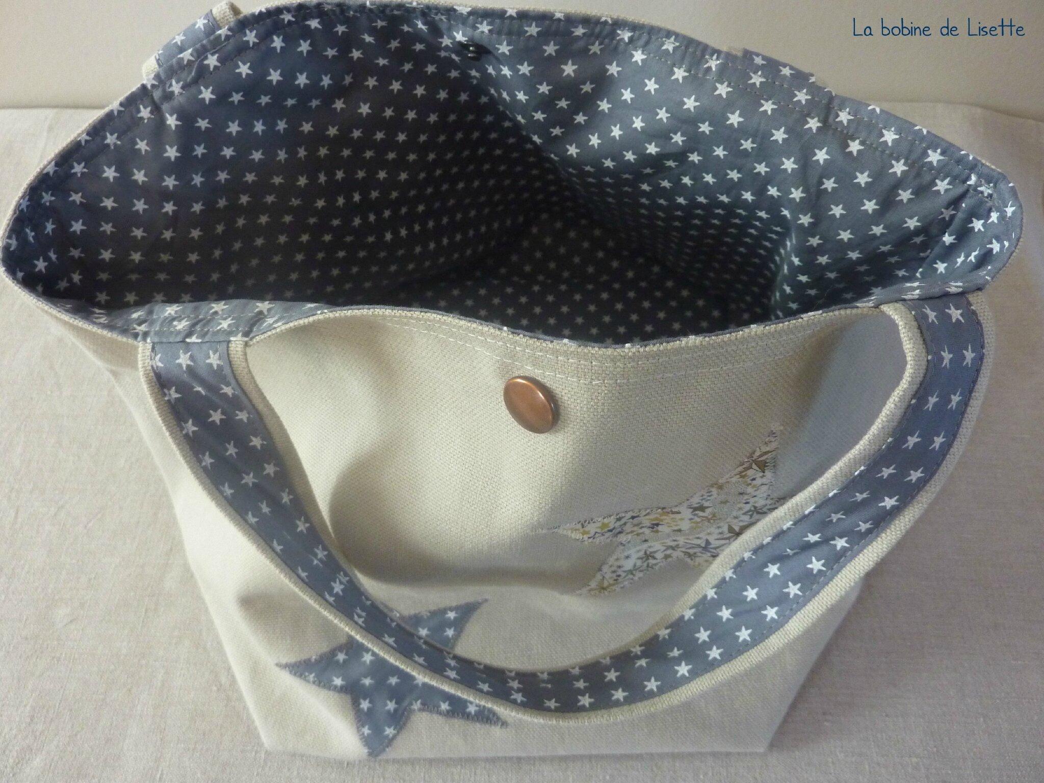 Virginie's bag pour Augustin.